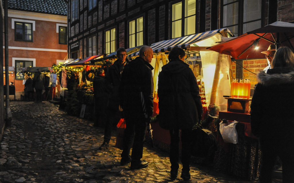 Christmas Market at Kulturen in Lund